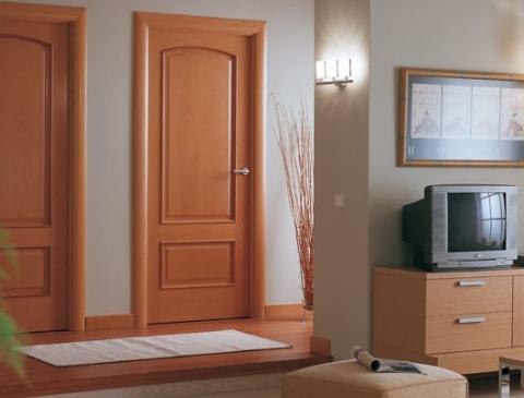 Puertas de interior puertas de madera proma tattoo for Puertas de madera interiores