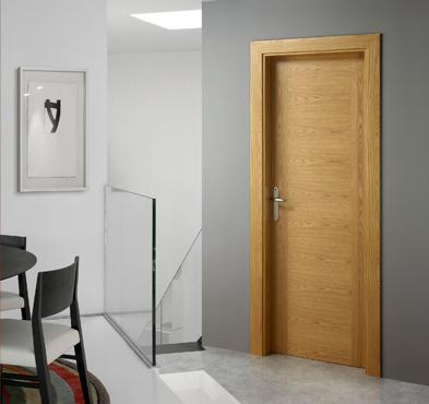 Puertas l nea moderna puertas y armarios benidorm for Puertas de interior modernas precios