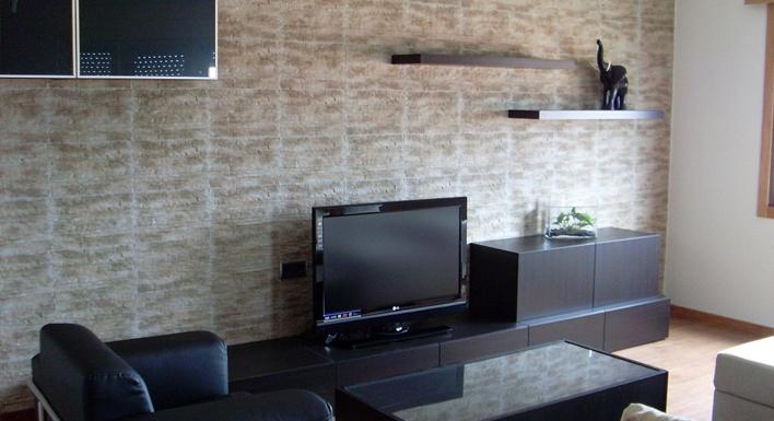 Revestimientos pared puertas y armarios benidorm - Revestimientos de pared ...
